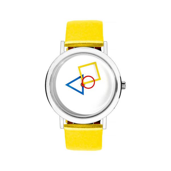 BAUHAUS DESIGN RGB gelb-bunt