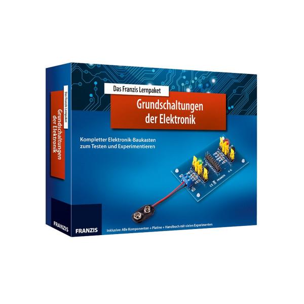 Das Franzis Lernpaket - Grundschaltungen der Elektronik