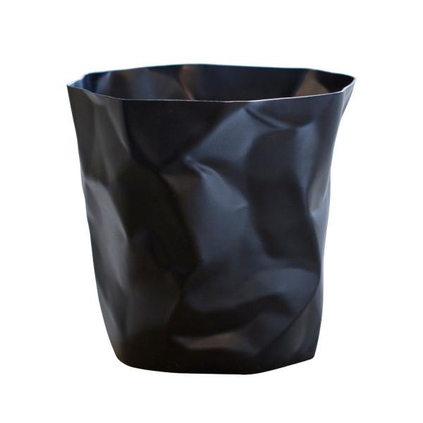 Essey Papierkorb Bin Bin, schwarz
