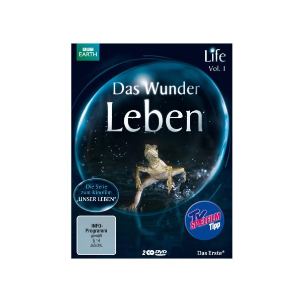DVD-Set Das Wunder Leben Vol.1