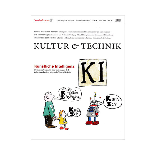 Kultur & Technik 03-2020 Künstliche Intelligenz