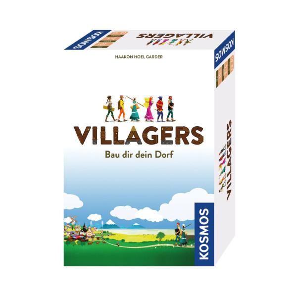 Villagers Bau dir dein Dorf