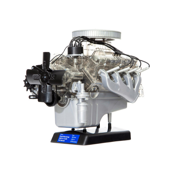 Lernpaket Ford Mustang V8-Motor