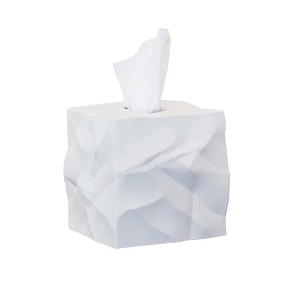 Essey Kosmetiktücherbox Wipy Cube II, weiß