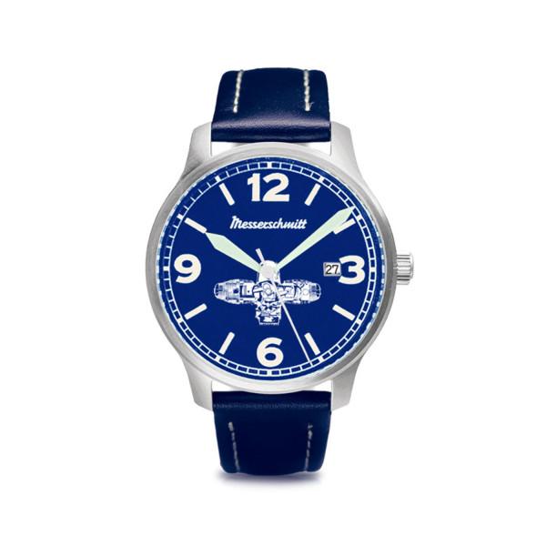 Messerschmitt BOXER-Uhr Blau