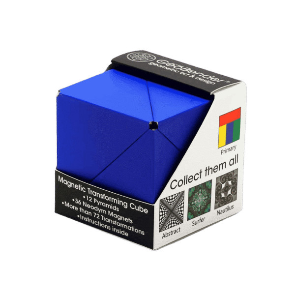GeoBender Cube - PRIMARY 2