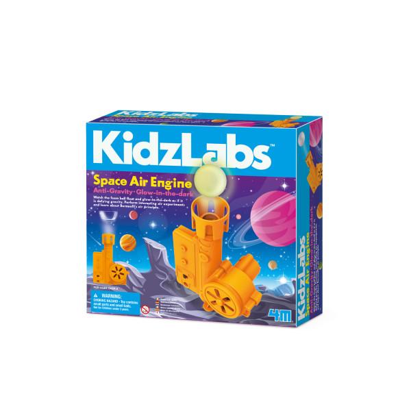 KidszLabs - Schwerelosigkeit