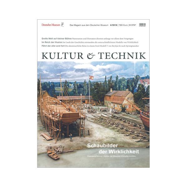 Kultur & Technik 03-2016 Schaubilder der Wirklichkeit