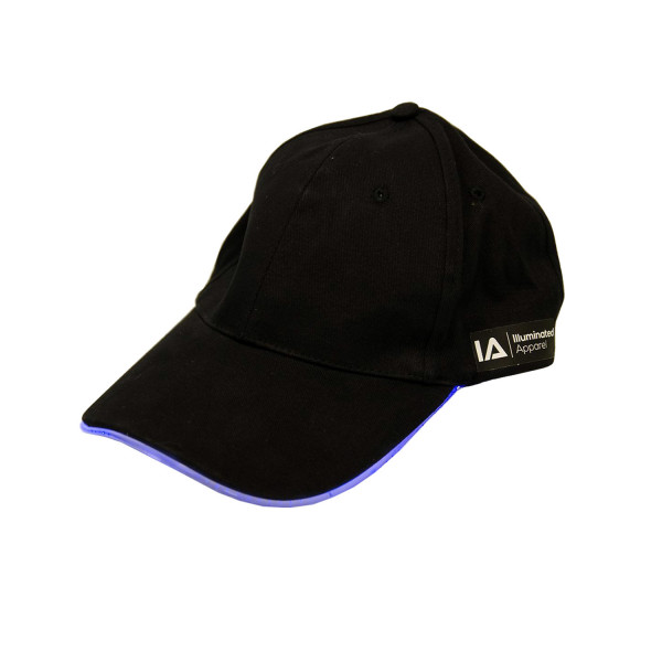 LED Baseball Cap Blue
