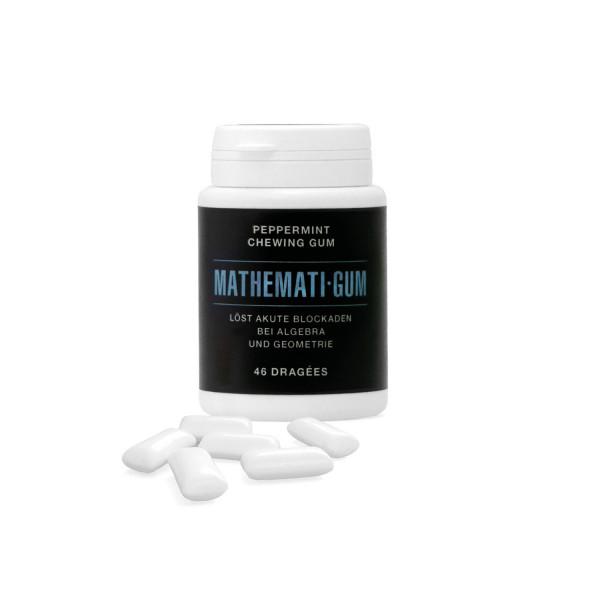 Mathemati-Gum - 46 Dragees