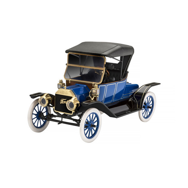 1913 Ford Model T Roadster, 1:24