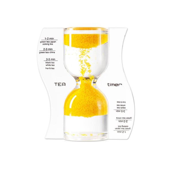 Paradox TEA timer - warmes Gelb