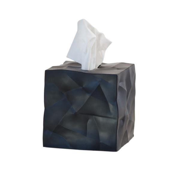 Essey Kosmetiktücherbox Wipy Cube II, schwarz