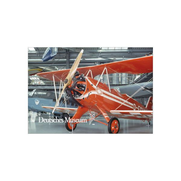 Deutsches Museum Magnetbild - Focke-Wulf FW-44