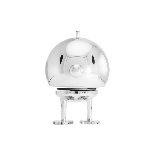 Hoptimist Large Bumble - Chrome