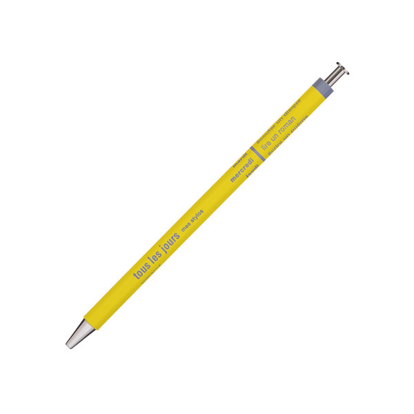 Ballpoint Pen DAYS - Yellow