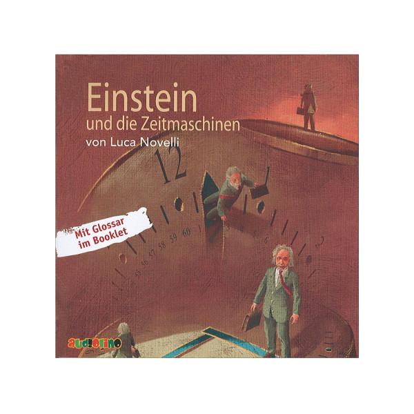 CD Einstein und die Zeitmaschinen