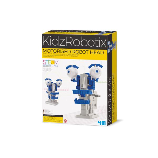 KidszRobotix - Roboter Kopf