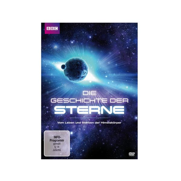 DVD Die Geschichte der Sterne