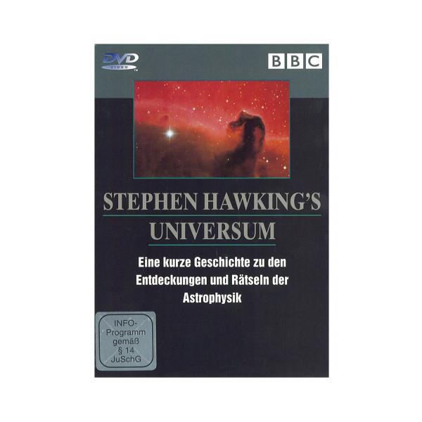 DVD-Set Stephen Hawkings Universum (1-3)