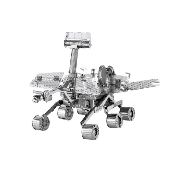 Metal Earth Silver Edition - Mars Rover
