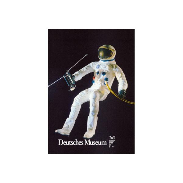 Magnetbild Astronaut 1965
