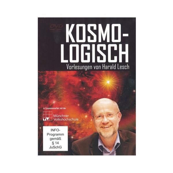DVD Kosmo-Logisch - Vorlesungen von Harald Lesch (T. 1-3)
