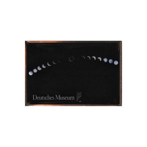 Deutsches Museum Pin Sonnenfinsternis