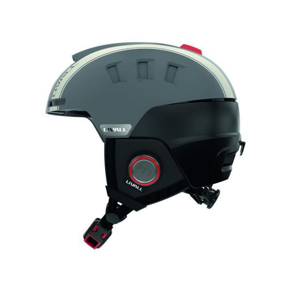 LIVALL RS1 Skihelm - Grau (57-61)