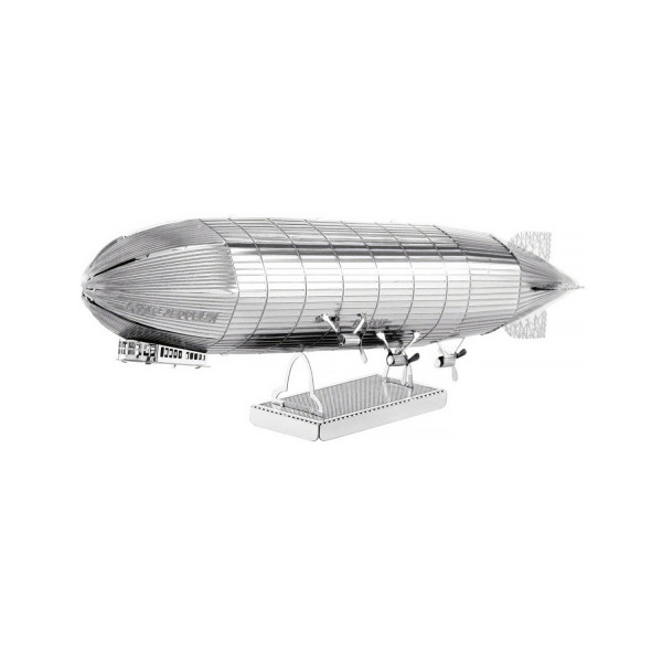 Metal Earth Silver Edition - Graf Zeppelin