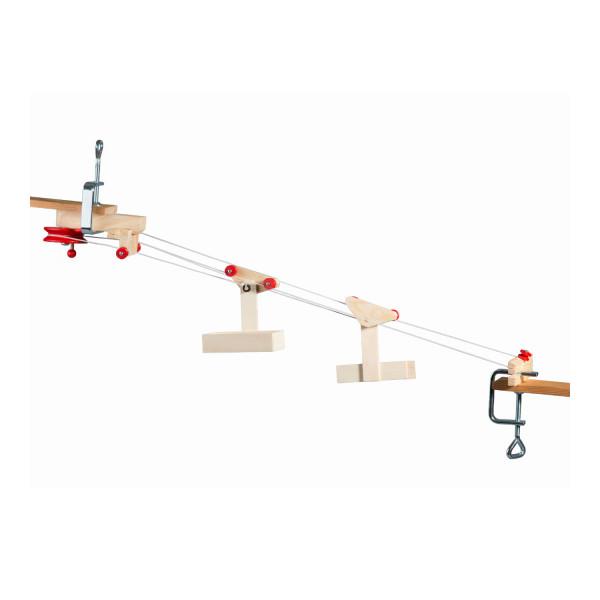 Bausatz Mini-Seilbahn