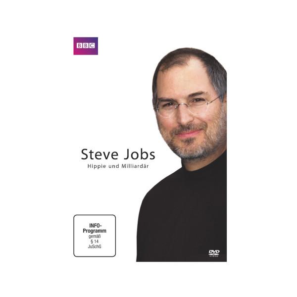 DVD Steve Jobs: Hippie und Milliardär