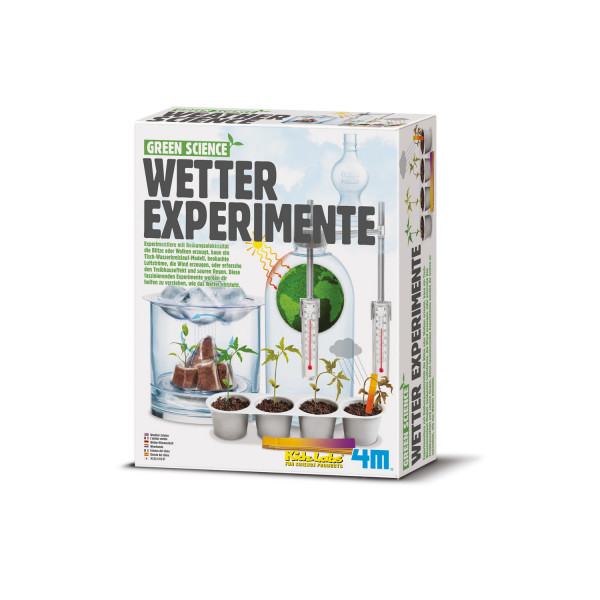 Green Science - Wetter Experiment