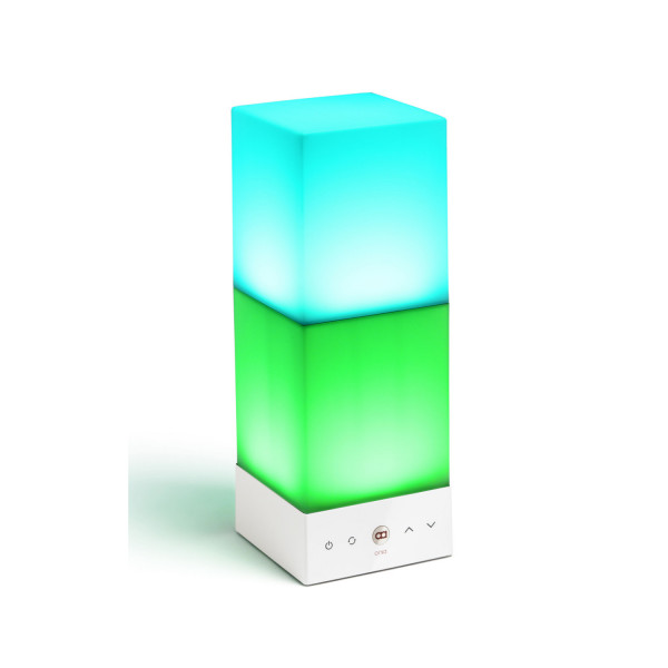 Onia mini LED-Leuchte mit weißem Lampensockel