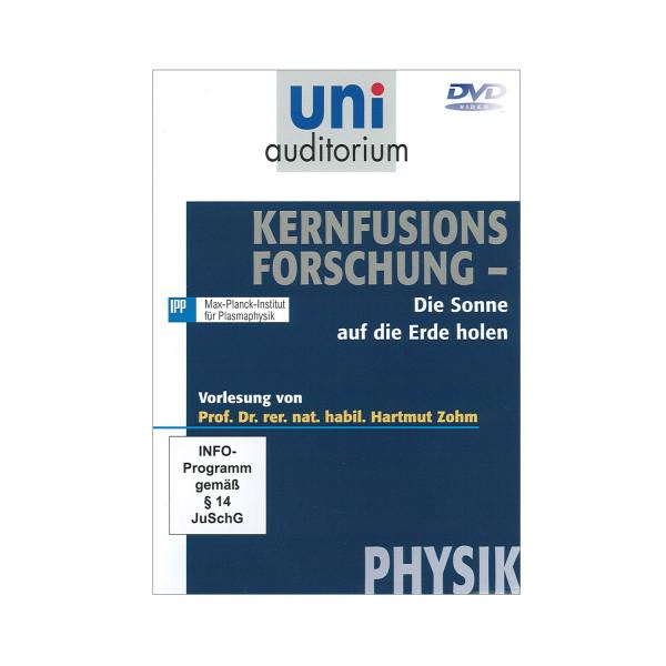 DVD Kernfusionsforschung