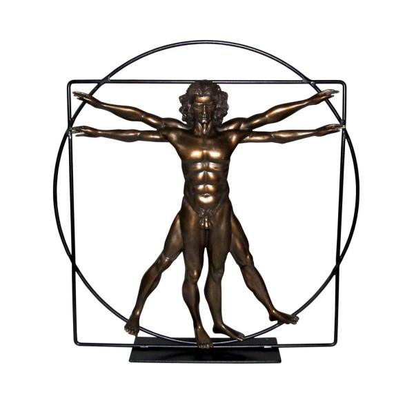 Da Vinci L'homme de Vitruve
