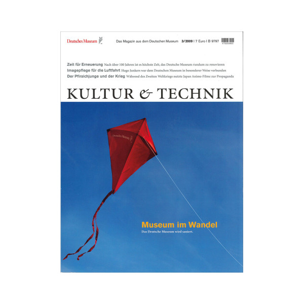 Kultur & Technik 3-2009 Museum im Wandel