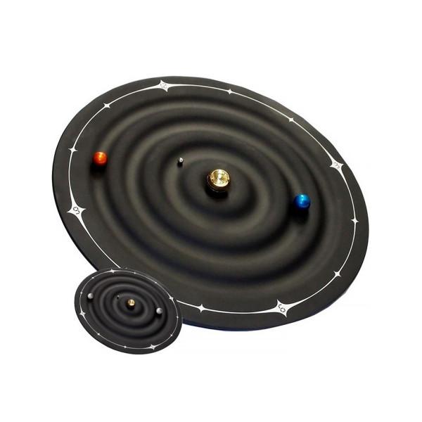 Galaxy Clock technoline Magnetuhr
