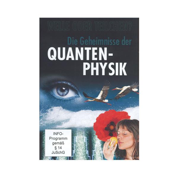 DVD Die Geheimnisse der Quanten-Physik