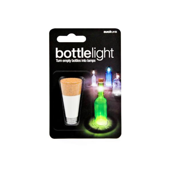 Bottle Light - Turn empty bottles into lamps