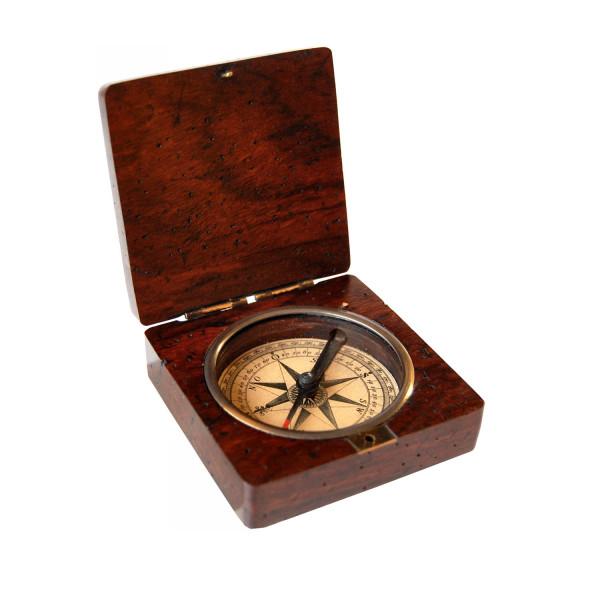 Kompass Lewis und Clark