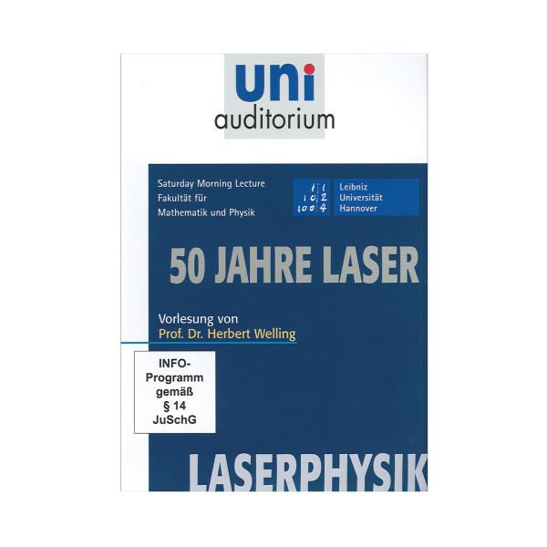 DVD 50 Jahre Laser