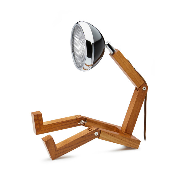 Mr. Wattson LED Lampe 12V - Fashion Black