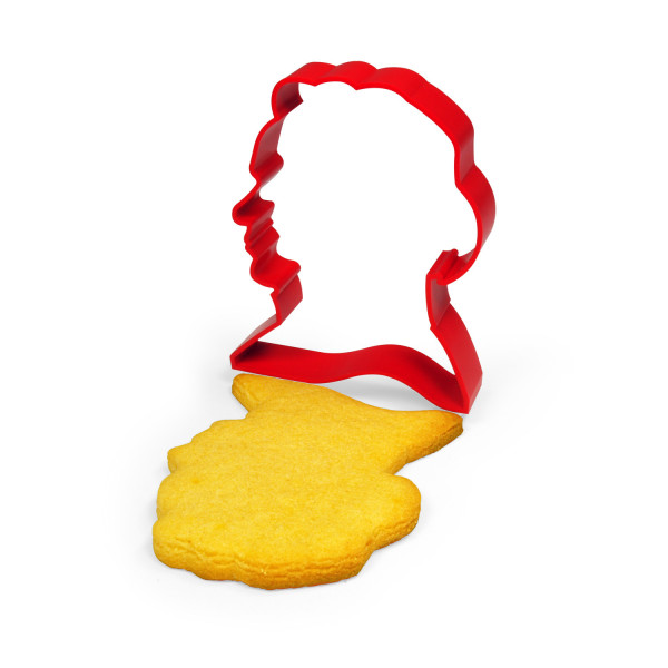 Cookie Cutter rot - Beethoven