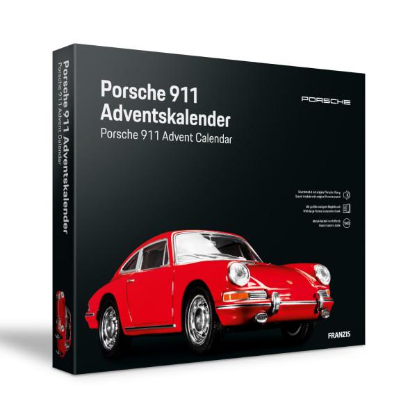 Adventskalender - Porsche 911