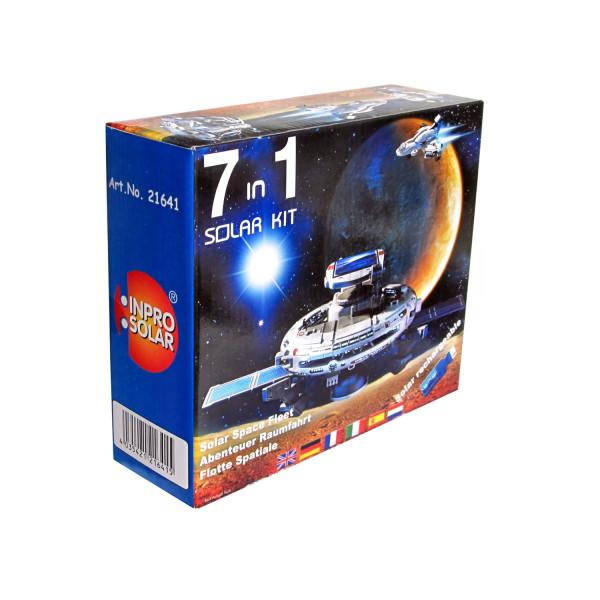 Solar Weltraum-Abenteuer 7 in 1