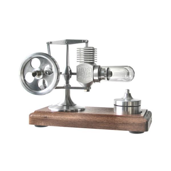 Stirlingmotor Alu