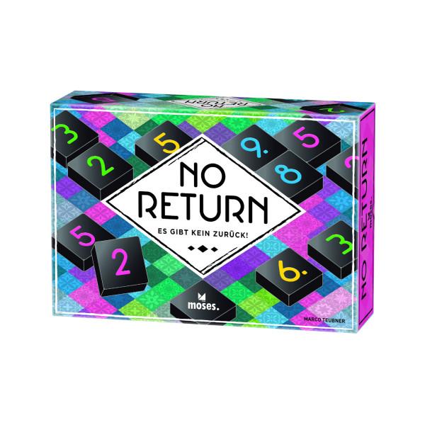 No Return - Es gibt keine zurück