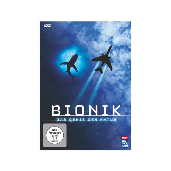DVD Bionik - Das Genie der Natur
