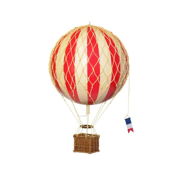 Modellballon rot